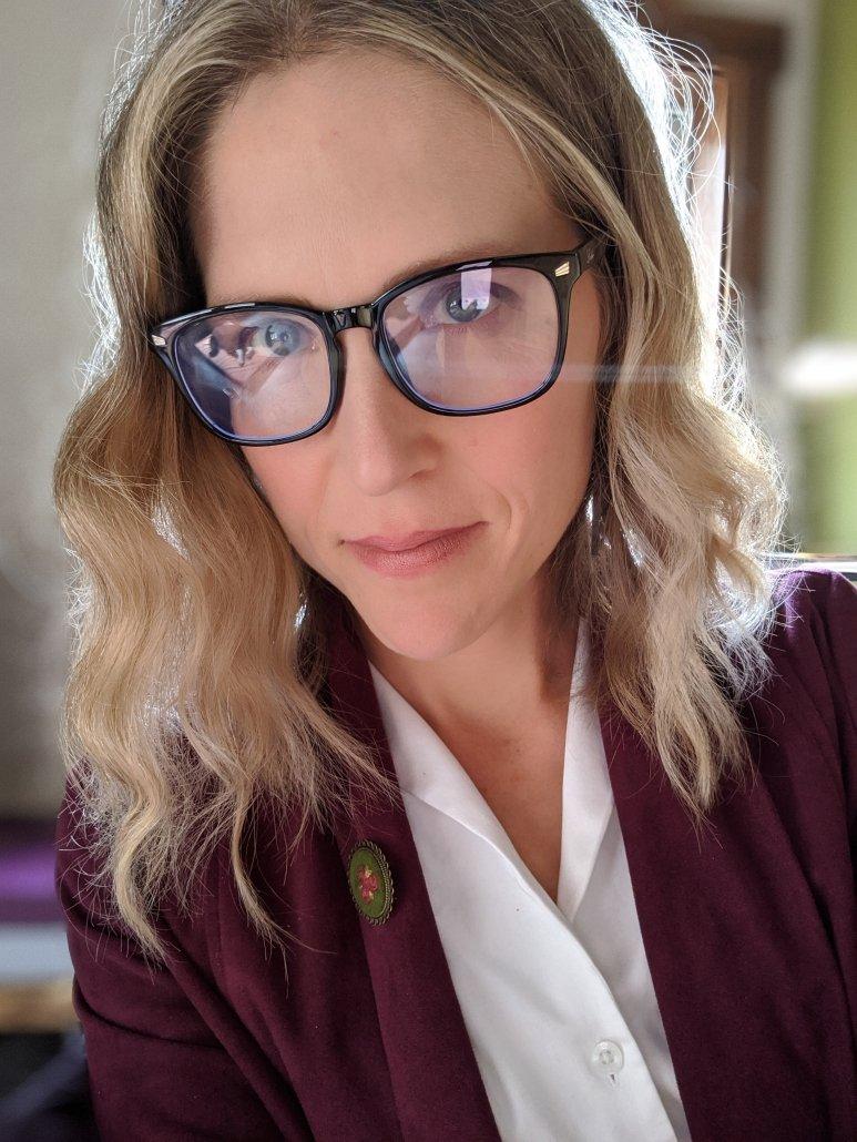 Photo of Rebecca Morris, Director of Marketing