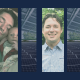 Collage of Phelps Clarke and Solar Panels